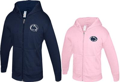 The Family Clothesline - Penn State Toddler Logo Only Hood