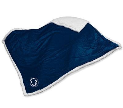 Logo INC - Penn State Sherpa Blanket