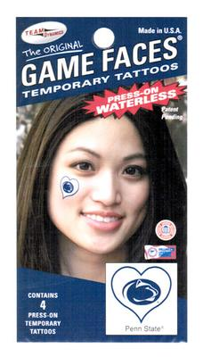 Innovative Adhesives - Penn State Waterless Heart Tattoos