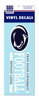 SDS Design - Penn State Football Stripe Decal