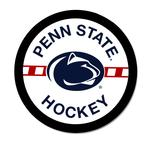 Penn State Ice Hockey Puck 6