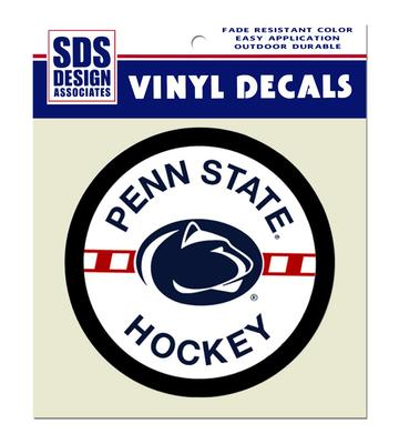 SDS Design - Penn State Ice Hocky Puck 6