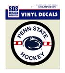 Penn State Ice Hocky Puck 6